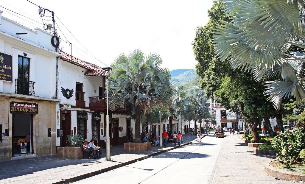 Parque la Libertad, San Gil