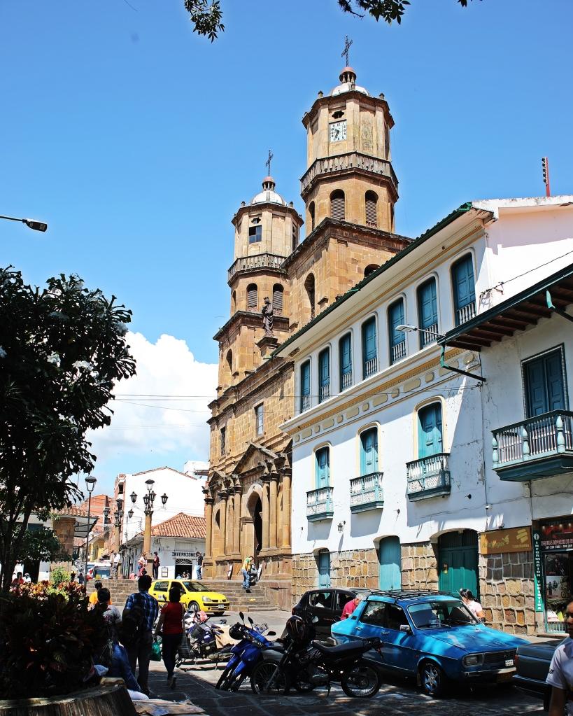 Catedral de la Santa Cruz, San Gil
