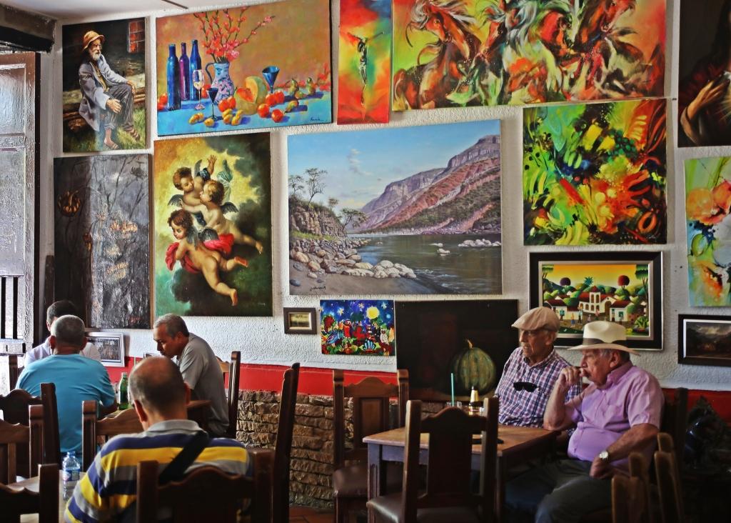 Cafe La Polita, San Gil