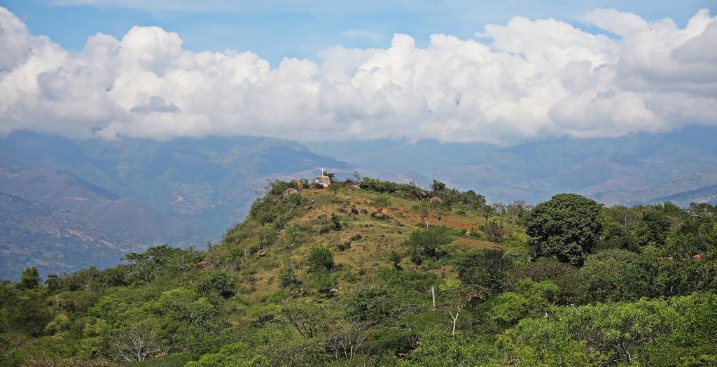 Camino Real, Barichara