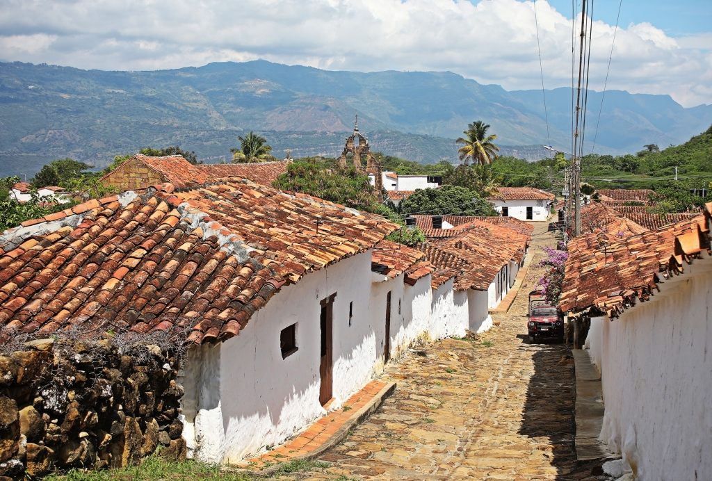 Colonial homes, Guane