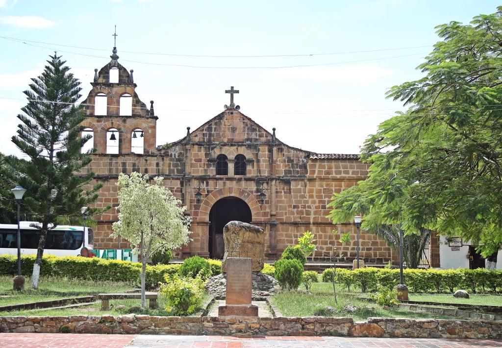 Iglesia de Santa Lucia, Guane