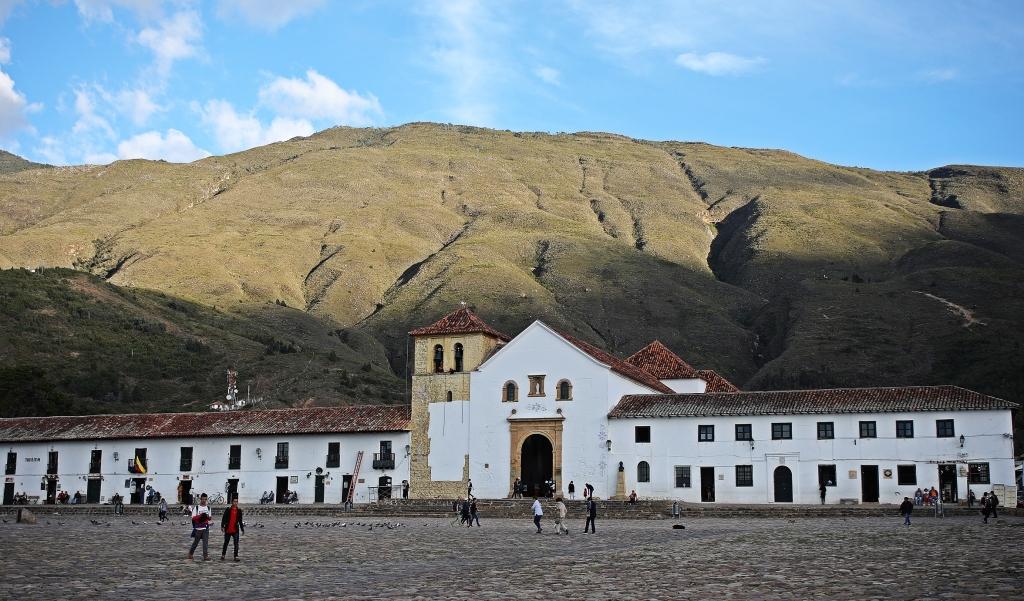 Iglesia de Nuestra Señora del Rosario, Villa de Leyva