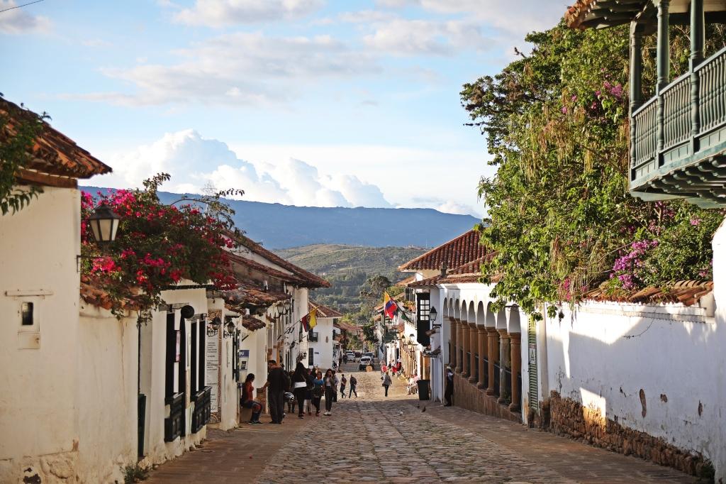 Colonial buildings, Villa de Leyva