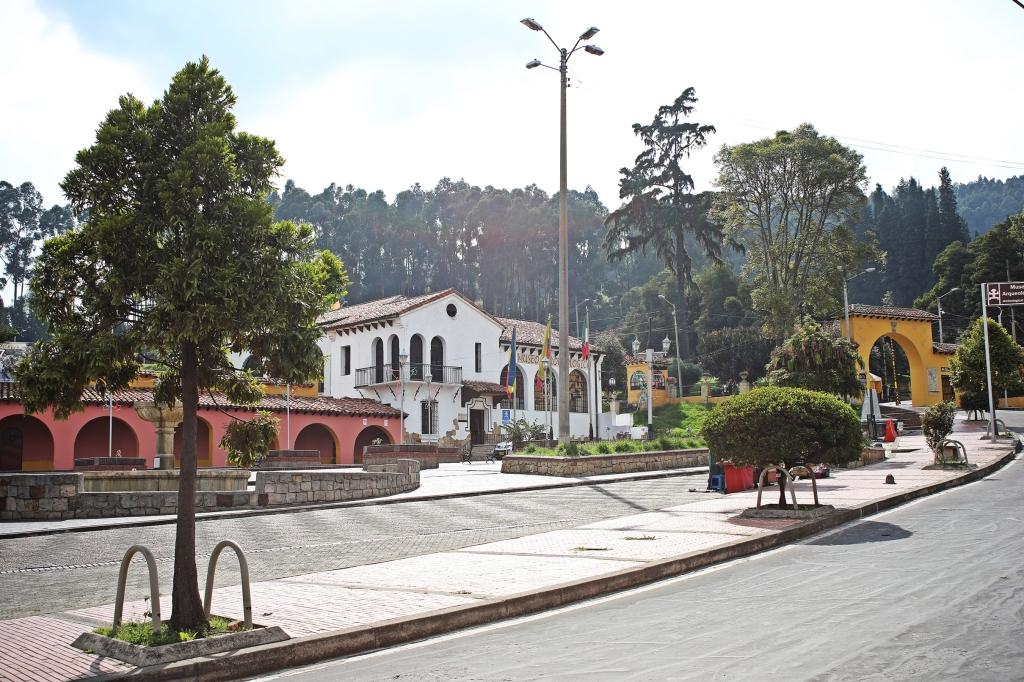 Entrance to Catedral de Sal Zipaquira