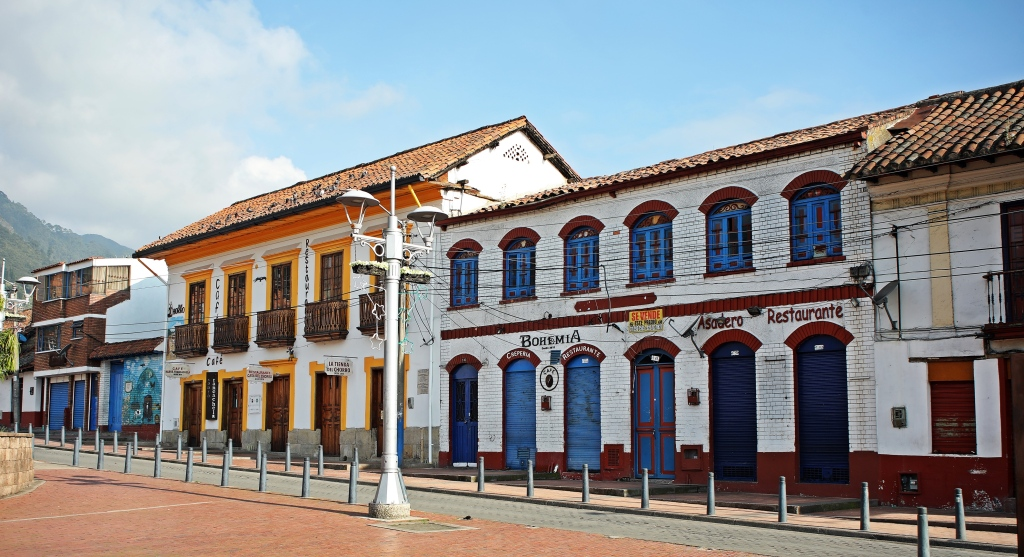 Plaza de la Independencia, Zipaquira