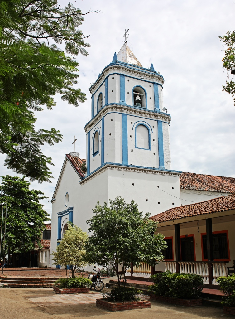 Catholic church, Villaviaje