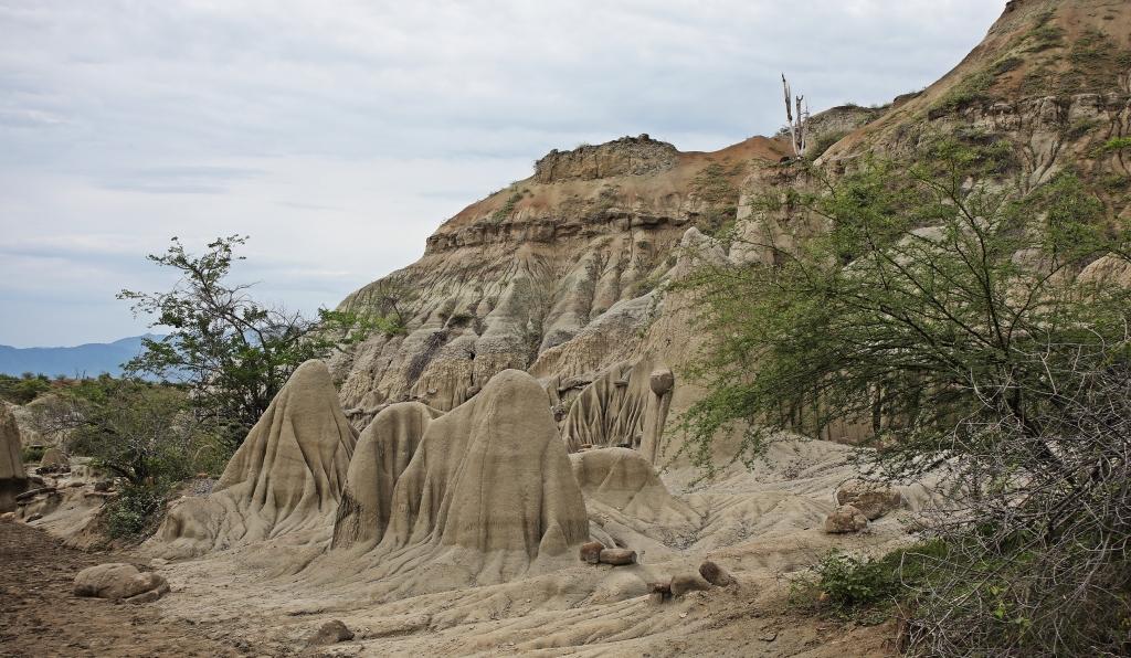Los Hoyos, Tatacoa Desert
