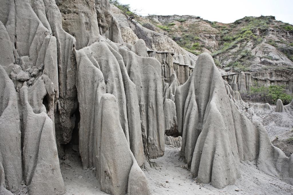Ghosts, Los Hoyos, Tatacoa Desert