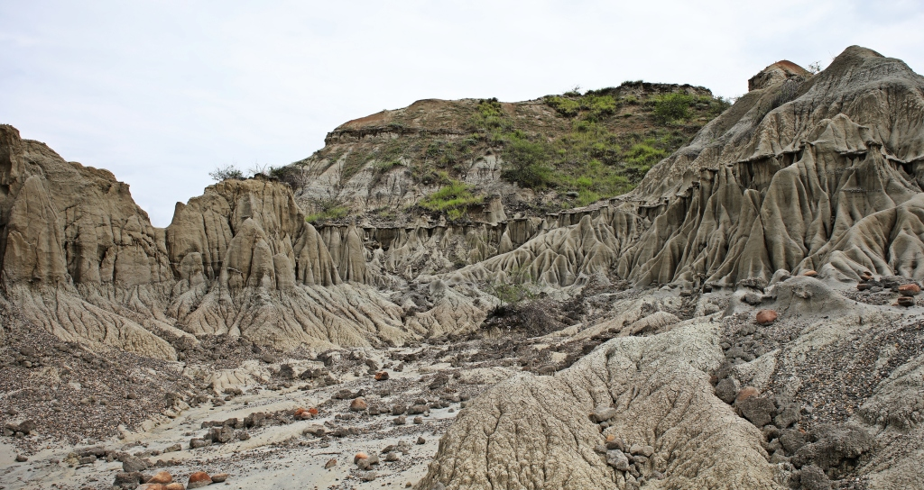 Interesting features, Los Hoyos, Tatacoa Desert