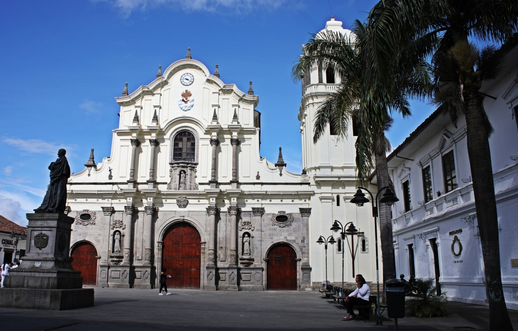Iglesia de San Francisco, Popayan