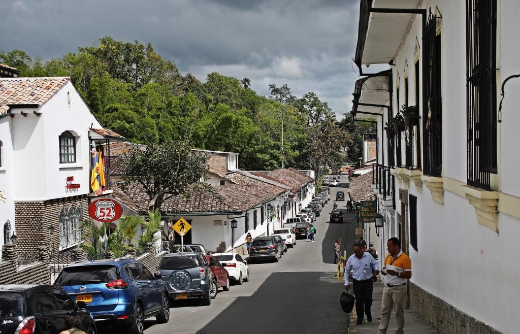 White City, Popayan