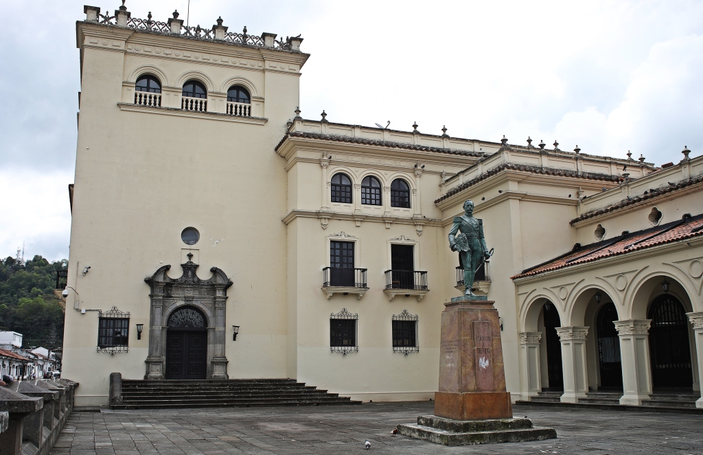 Colonial Building, Popayan