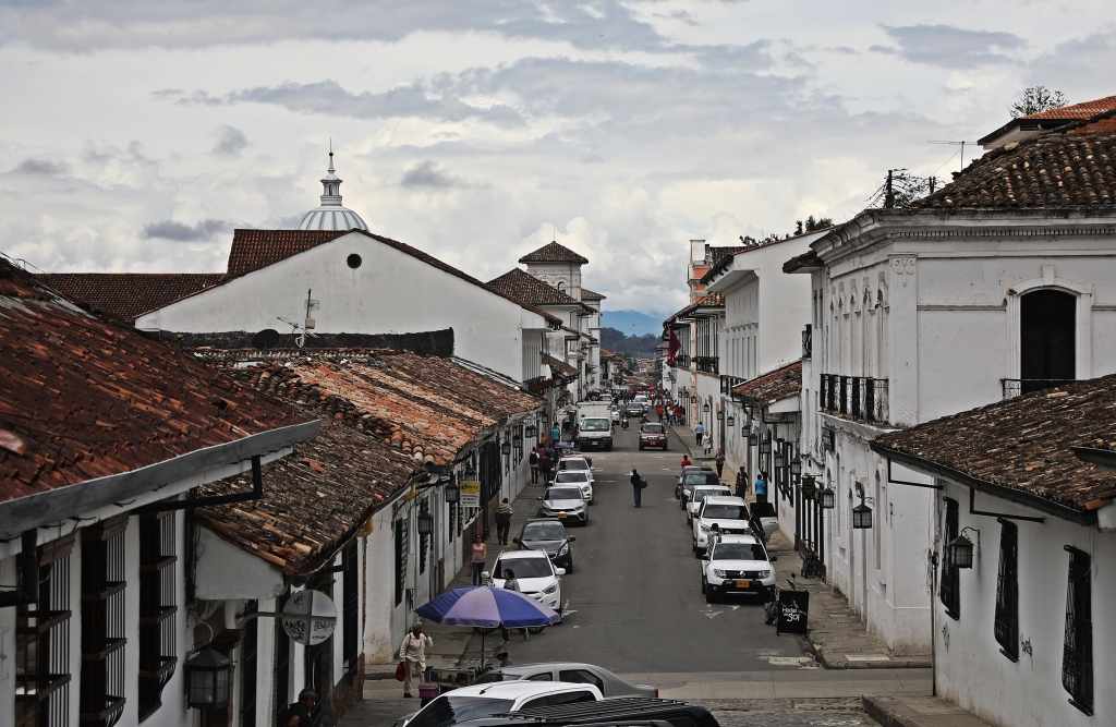 White City, Popayan
