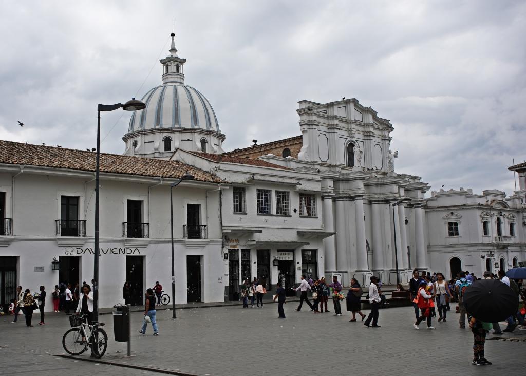 Cathedral Nuestra Senora de La Asuncions, Popayan