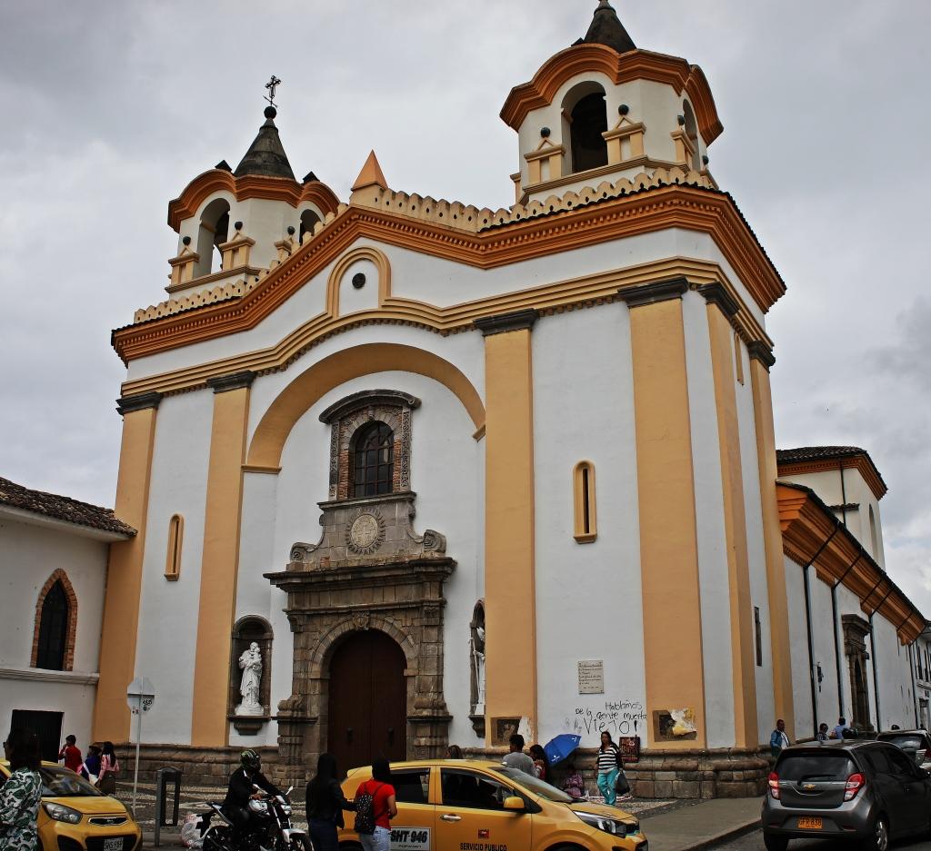 Iglesia de San José, Popayan