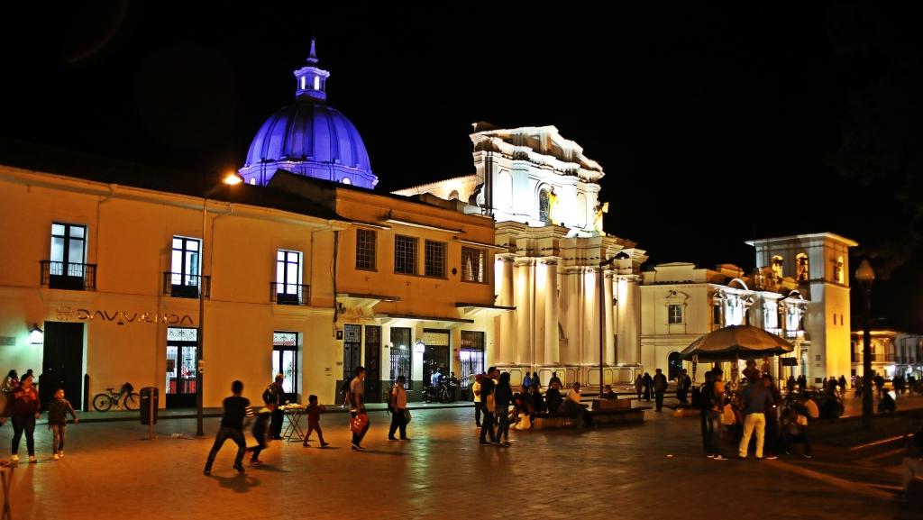 Cathedral Nuestra Senora de La Asuncion, Popayan
