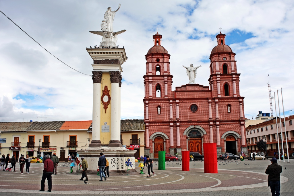 Catedral de San Pedro Mártir, Ipiales