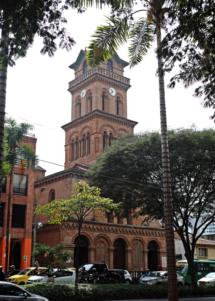 Church of San Jose del Poblado, Medellin