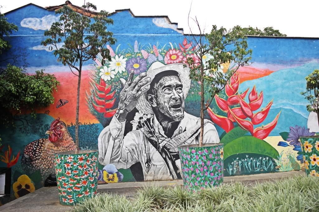 Graffiti, Medellin
