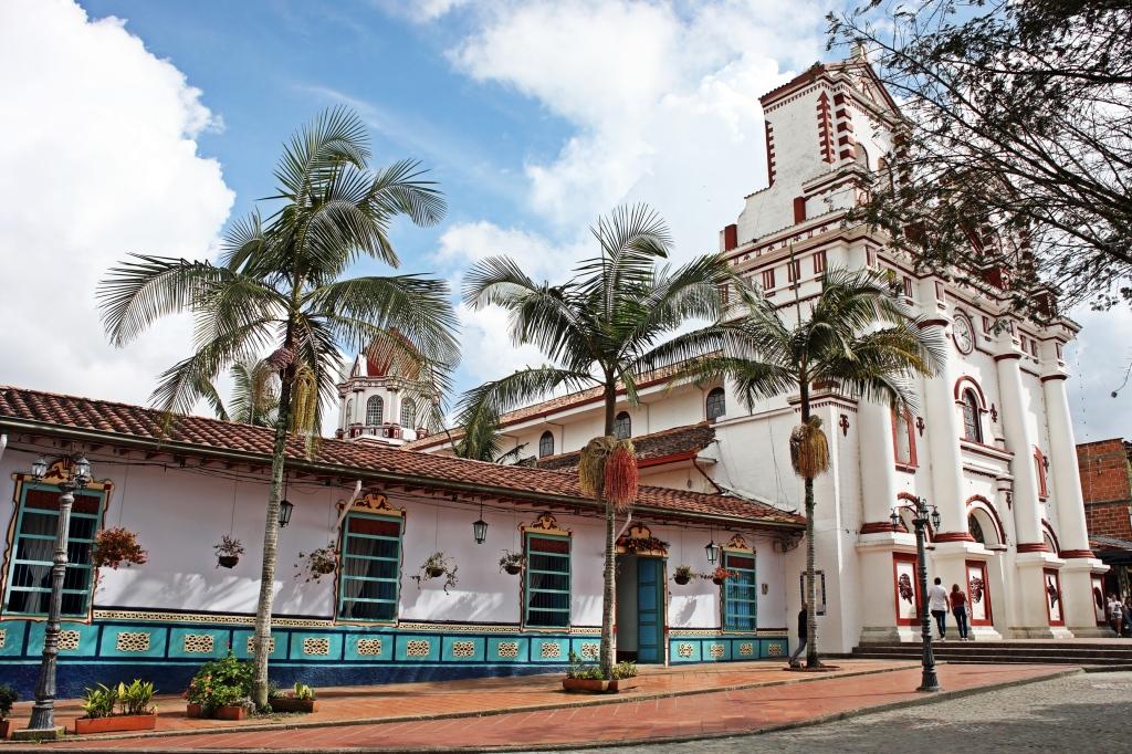 Parroquia Nuestra Señora Del Carmen, Guatape