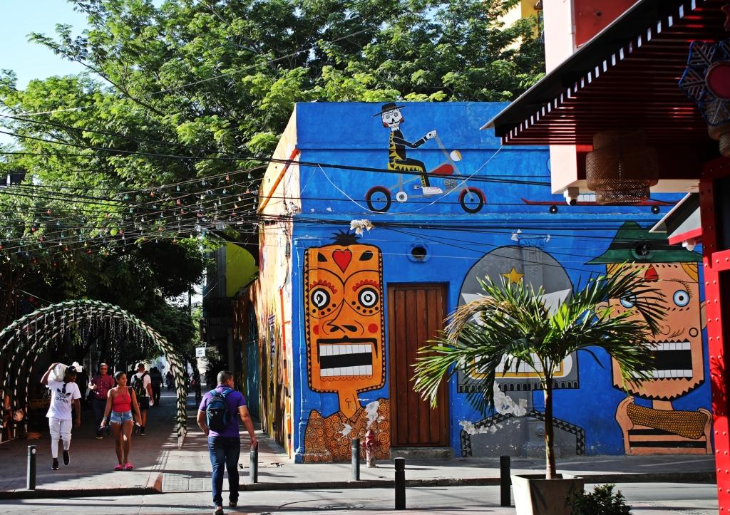 Graffiti, Santa Marta