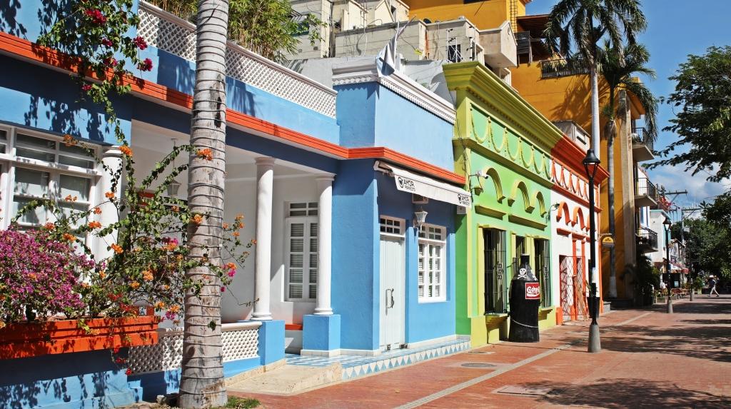 Colonial building, Santa Marta