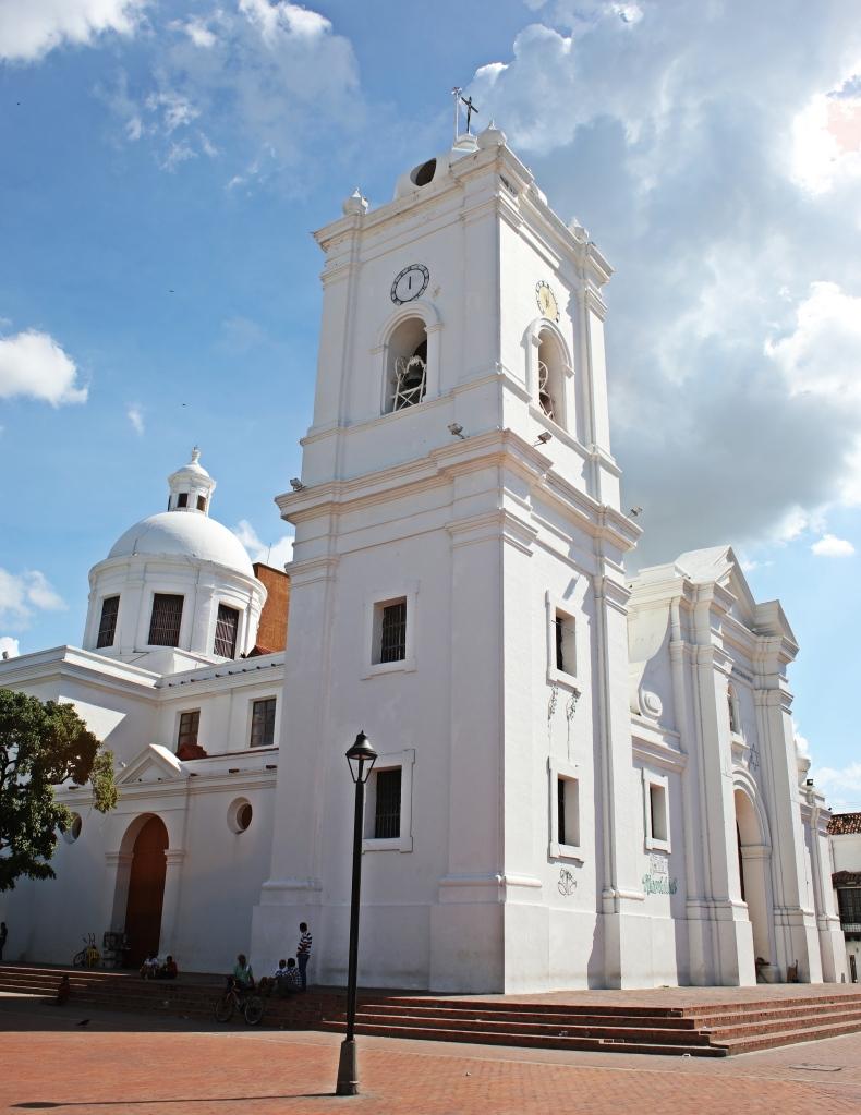 ParroquiaDel Sagrario y San Miguel, Santa Marta