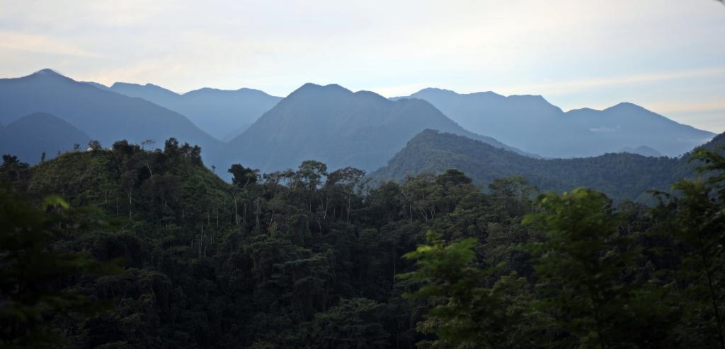 Sierra Nevadas, Cuidad Perdida Trek