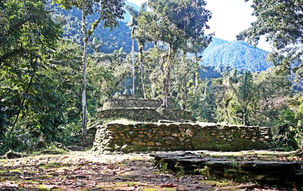 Stone circles, Ciudad Perdida