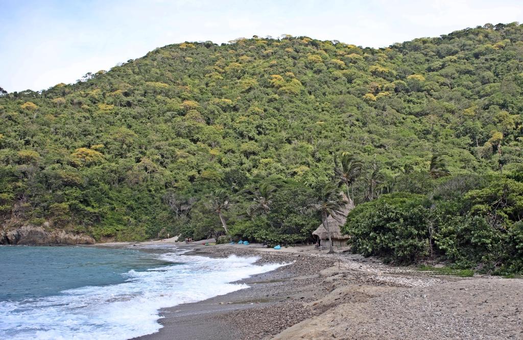 Wachakyta Ecohostal, Tayrona Park