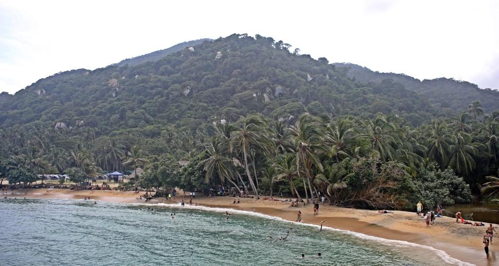 Cabo San Juan Beach, Tayrona Park