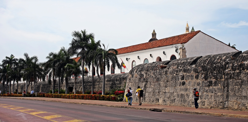 The Wall, Cartagena