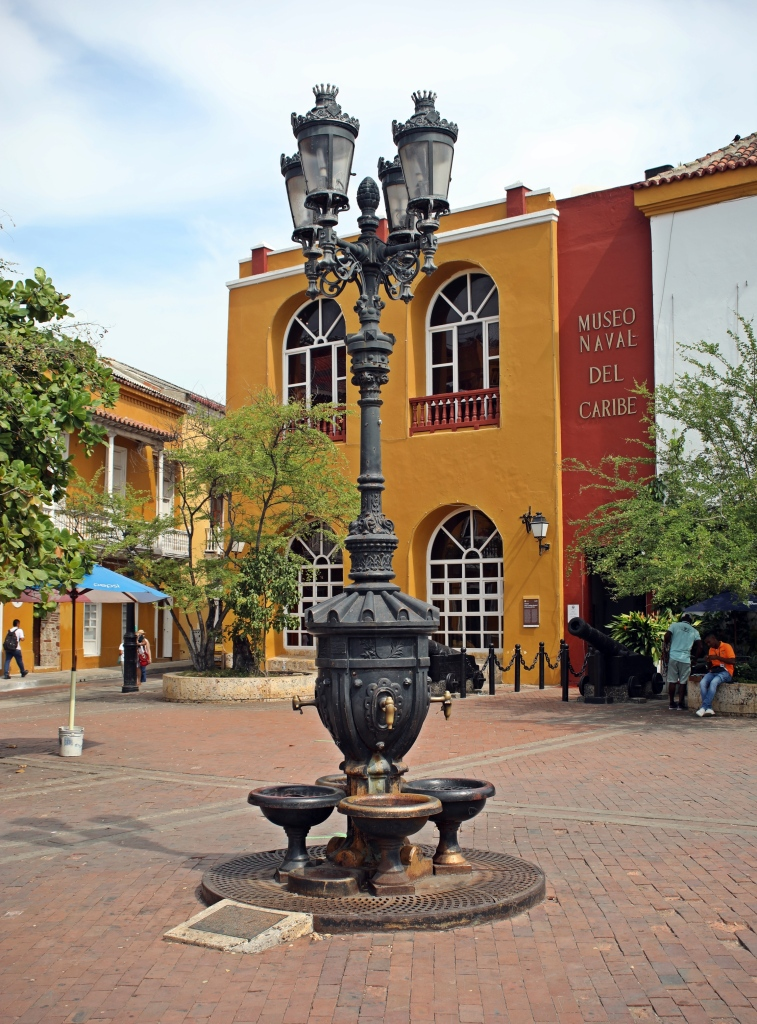 Street light, Cartagena