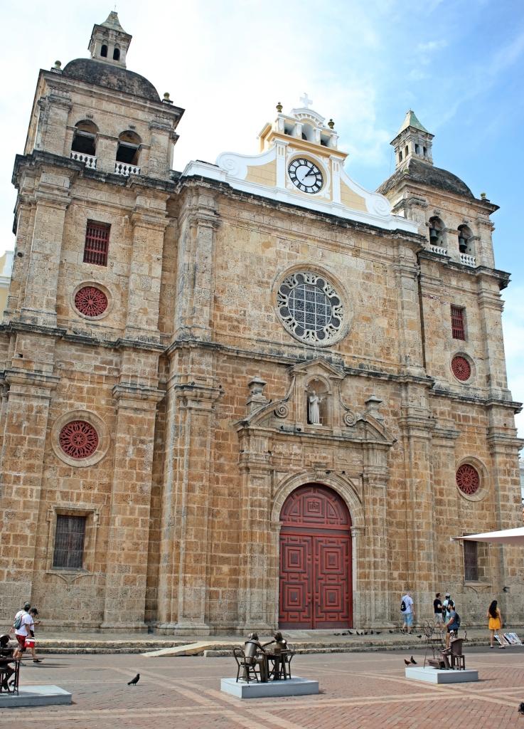 Iglesia San Pedro Claver, Cartagena