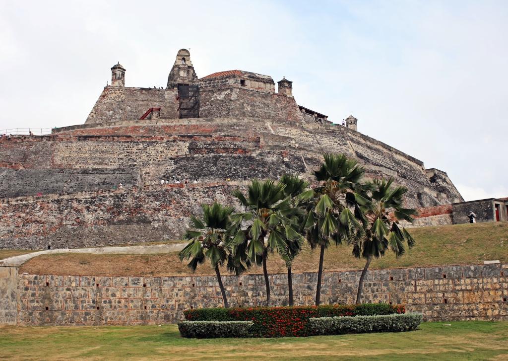San Felipe de Barajas Castillo, Cartagena