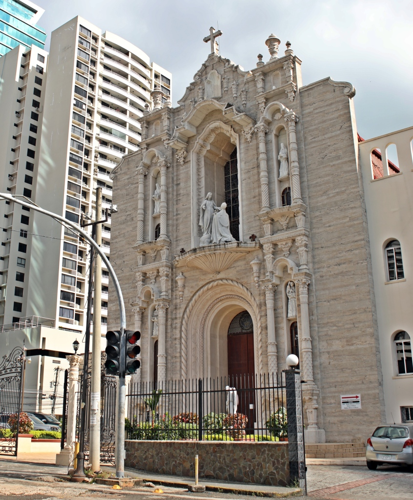 Colonial Church, Panama City