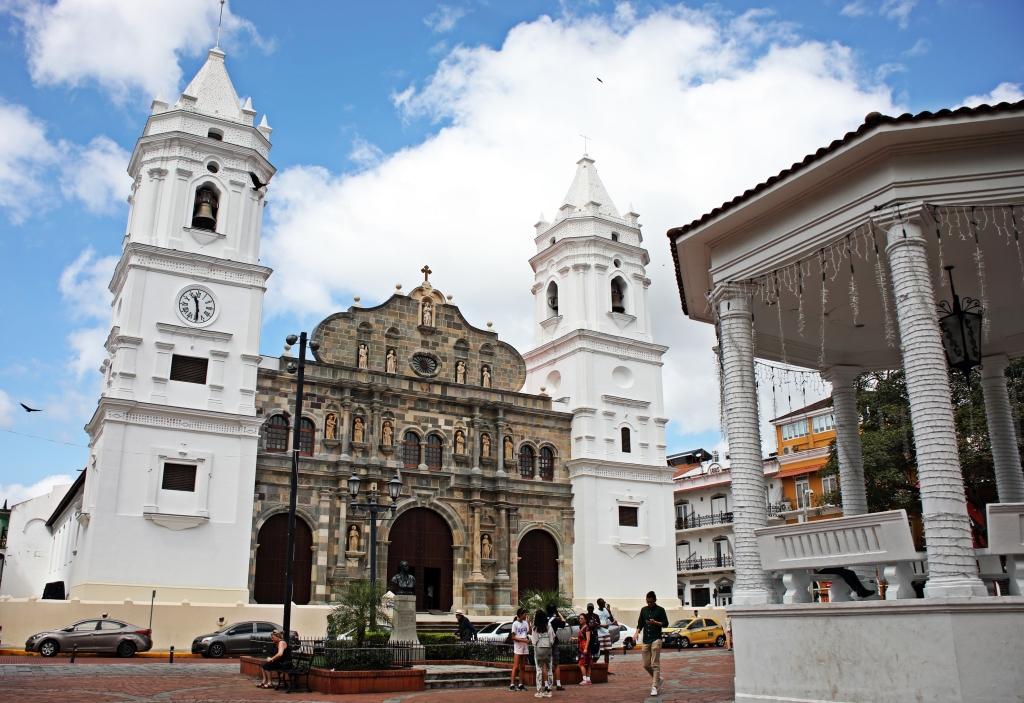 Catedral de Panama, Casco Viejo