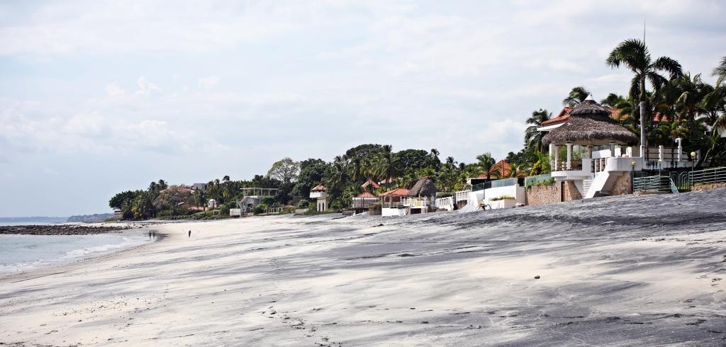 Coronado beach homes, Panama