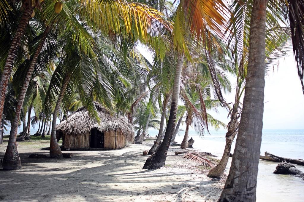 Isla Yani, San Blas