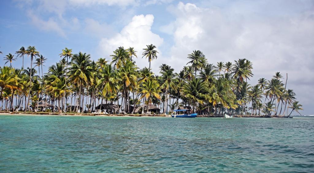 Tortuga Island, Cayos Holandeses, San Blas