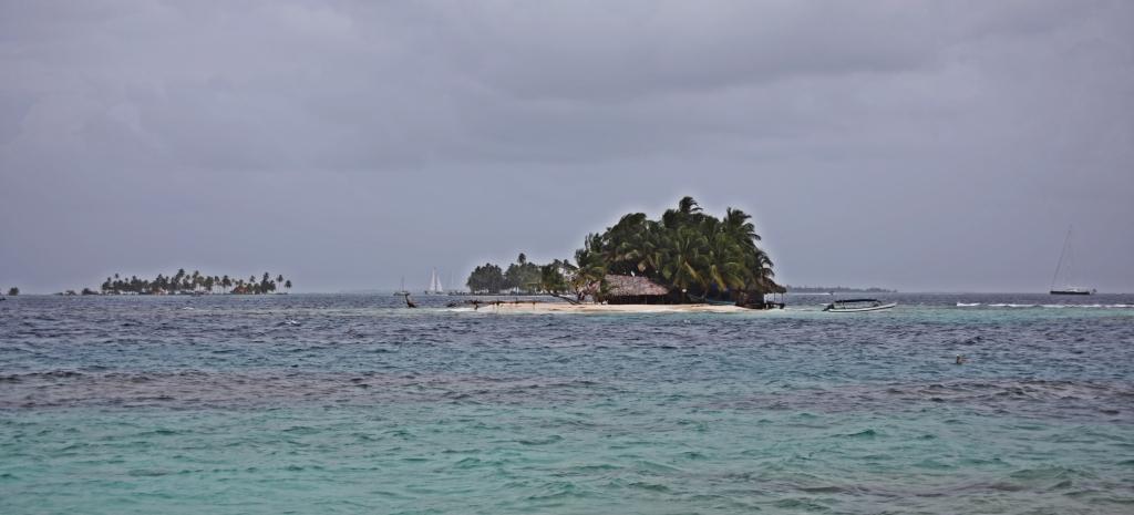 Small Island, San Blas