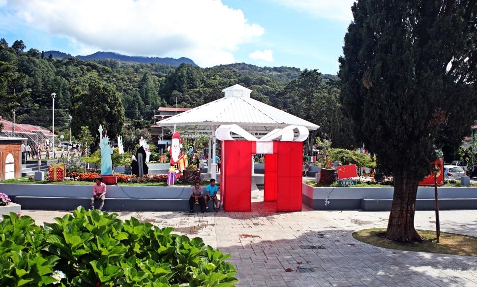 Main Square, Boquete