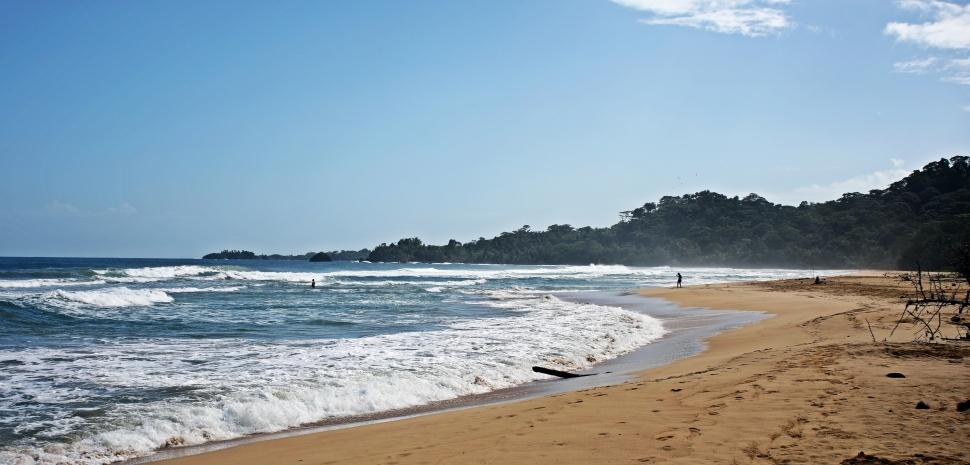 Wizard Beach, Bastimentos Island