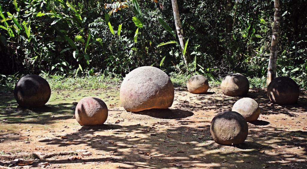Stone spheres, Finca 6