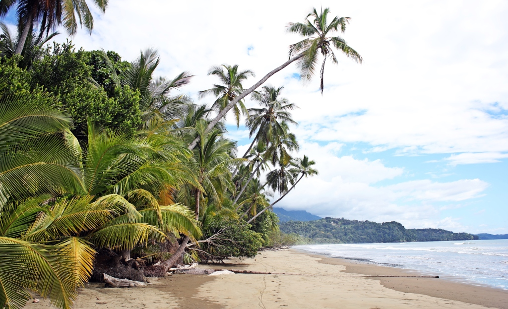 Uvita Beach, Ballena National Marine Park