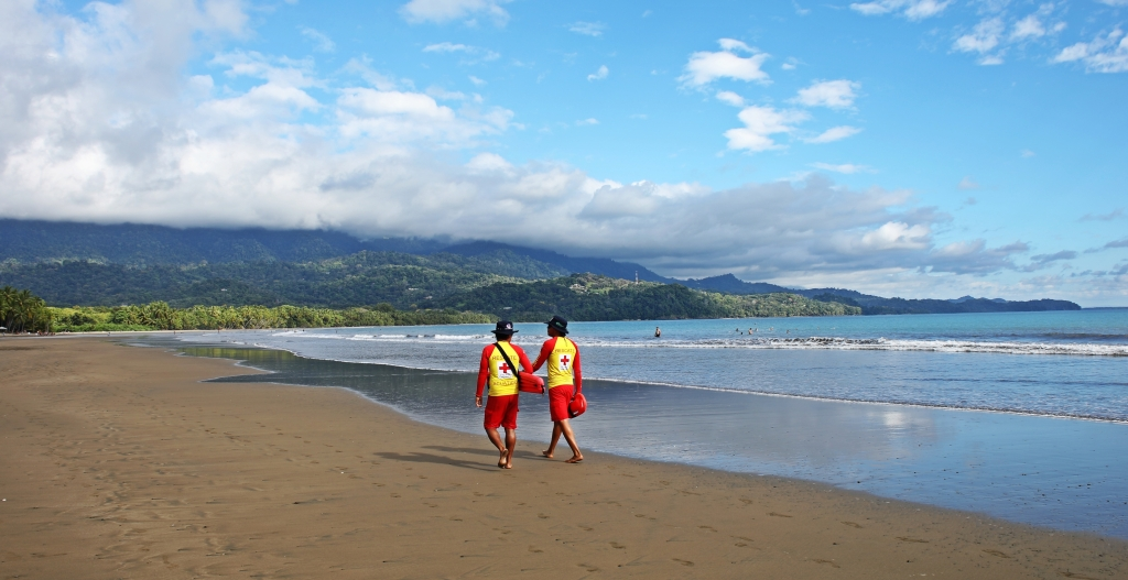 Lifeguards, Uvita Beach