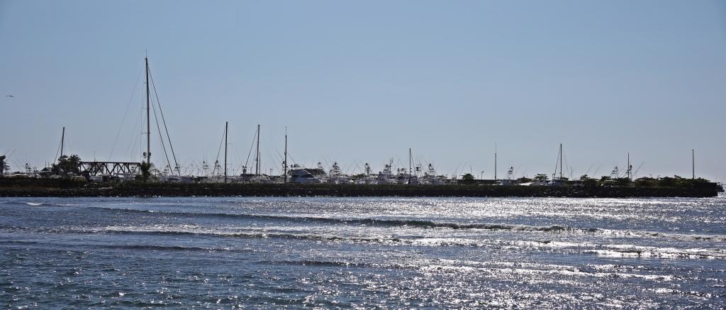 Harbour, Quepos