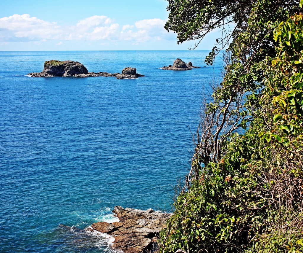 Coast, Manuel Antonio National Park