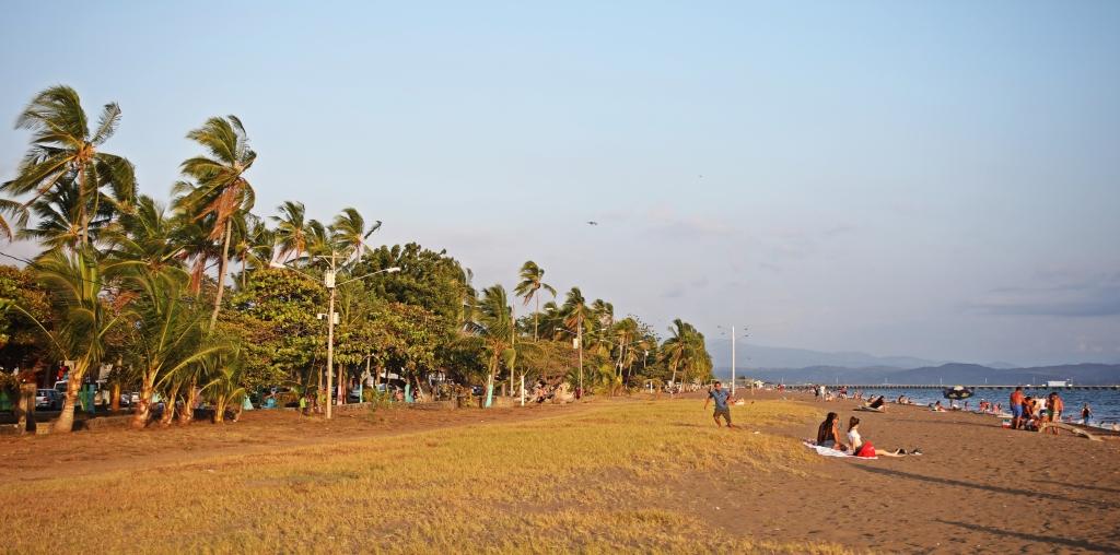 Puntarenas beach